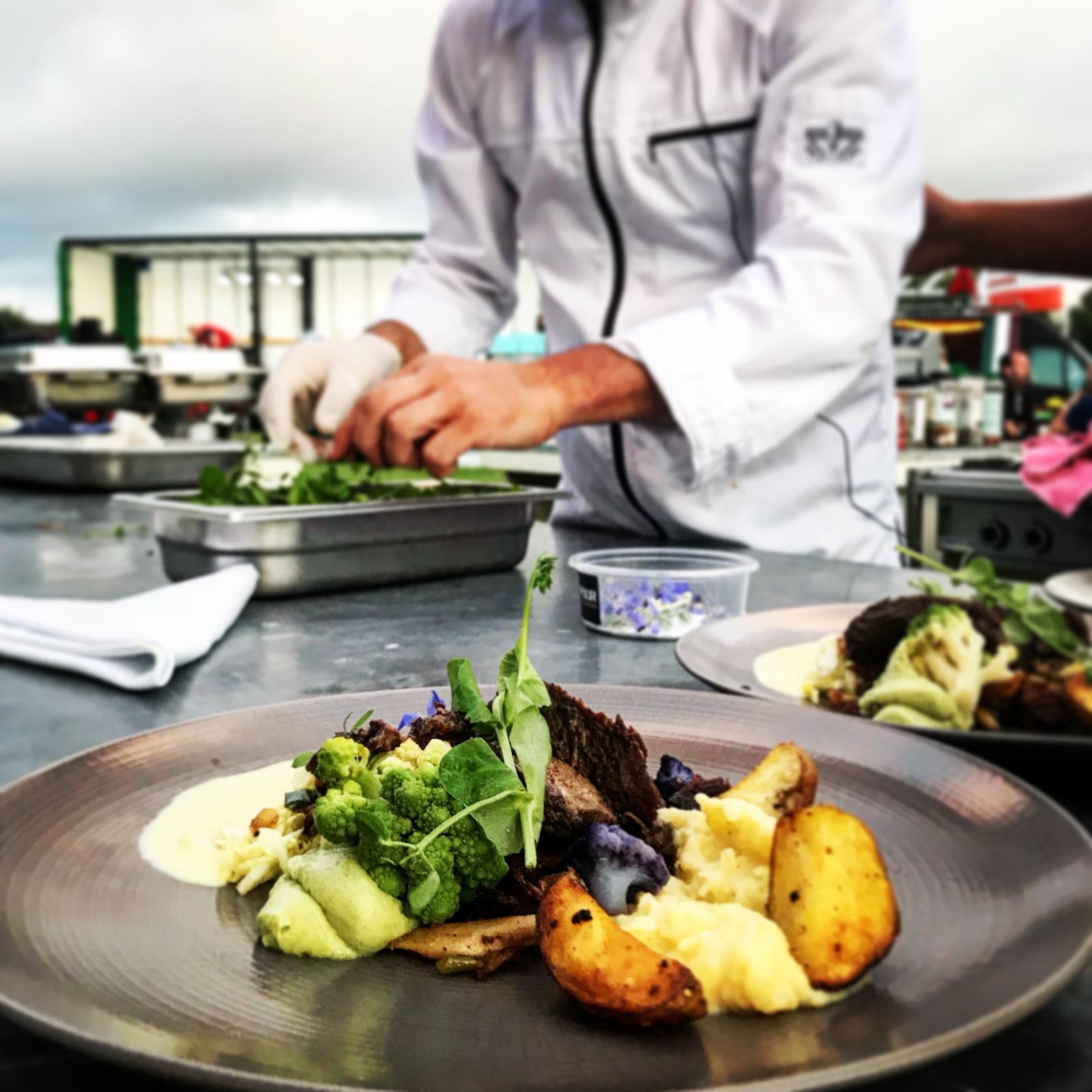 Foto bij persbericht NH Catering & Events group verzorgt Westfries diner
