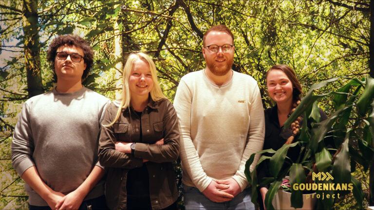 Deelnemers Gouden Kans project